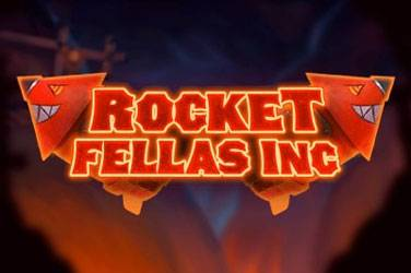 Play Rocket Fellas Inc By Thunderkick For Free