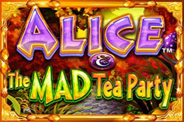 About Alice and The Mad Tea Party Slot Game