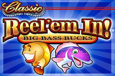 Reel 'em in big bass bucks Slot