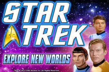 Star Trek Explore New Worlds