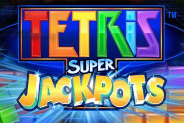 Play Tetris Super Jackpots By Wms For Free