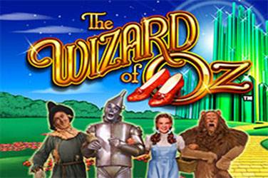 The wizard of oz gokkast