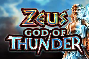 Zeus god of thunder Φρουτάκια