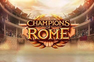 Champions Of Rome Slot Game Review