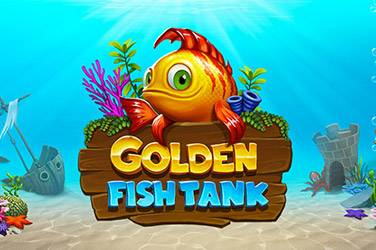 Golden fish tank gokkast