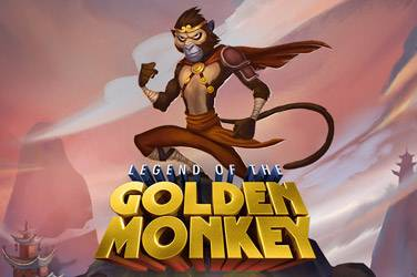 Legend of the golden monkey slot game