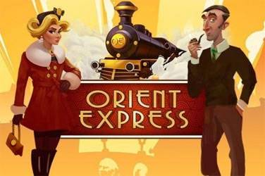 Orient express slot